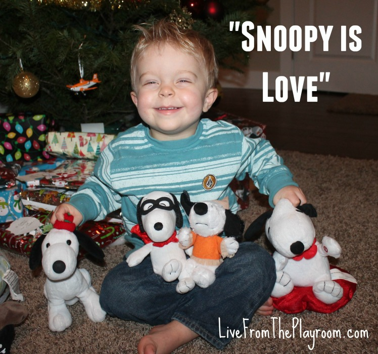 1snoopy is love