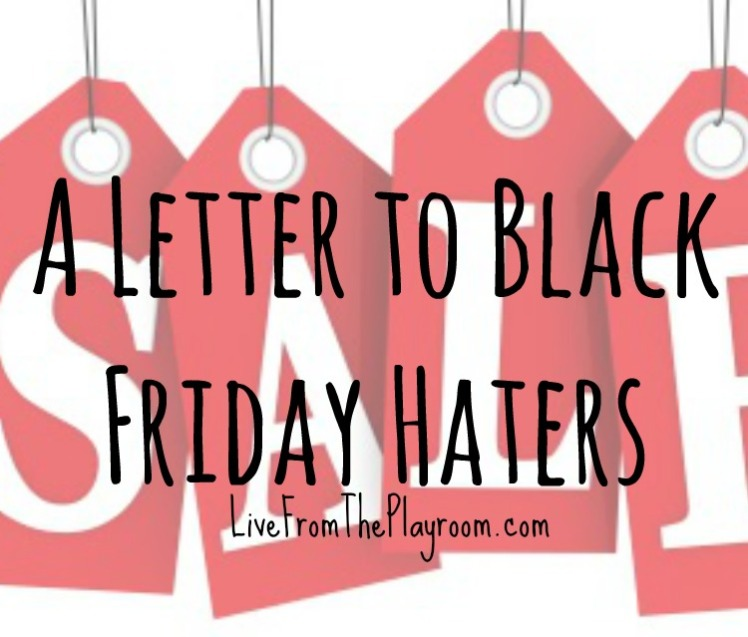 Stop Hating on Black Friday Shoppers