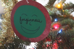 Loved doing this! Creating ornaments about the attributes of Christ. Quick FHE idea!
