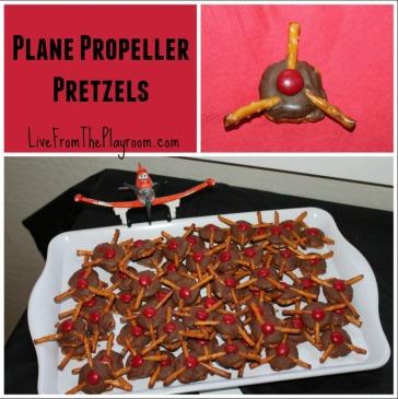 Fun, Easy & FAST Plane Propeller Pretzels