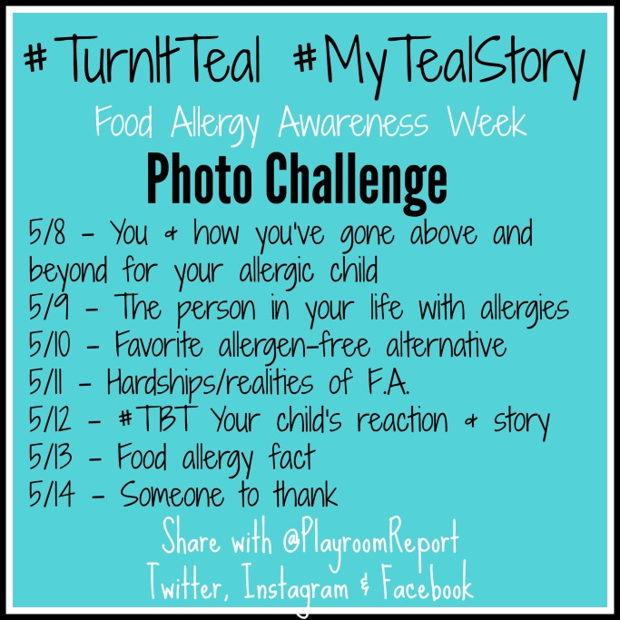 #TurnItTeal #Mytealstory photo challenge