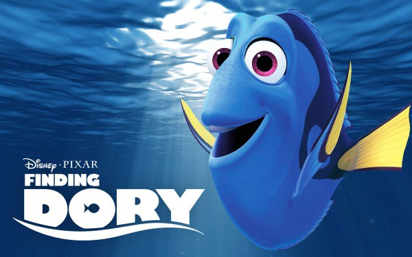 finding-dory expectations from a preschooler