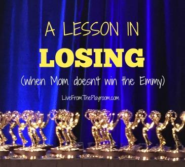 A Lesson in Losing