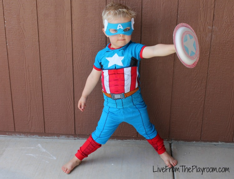 captain america for father's day