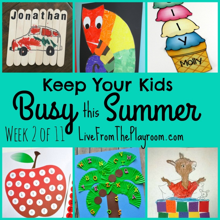 Ideas for fun and learning this summer